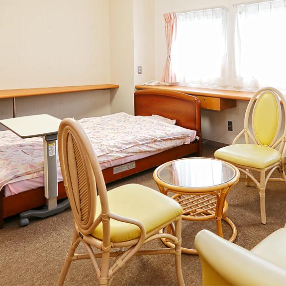 病室302